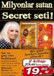 The secret 2 kitap kasma